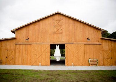 Rafter J Ranch Barn